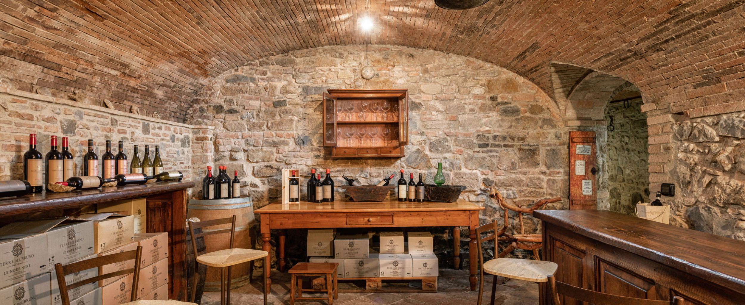 Terre del Bruno Tours and tastings