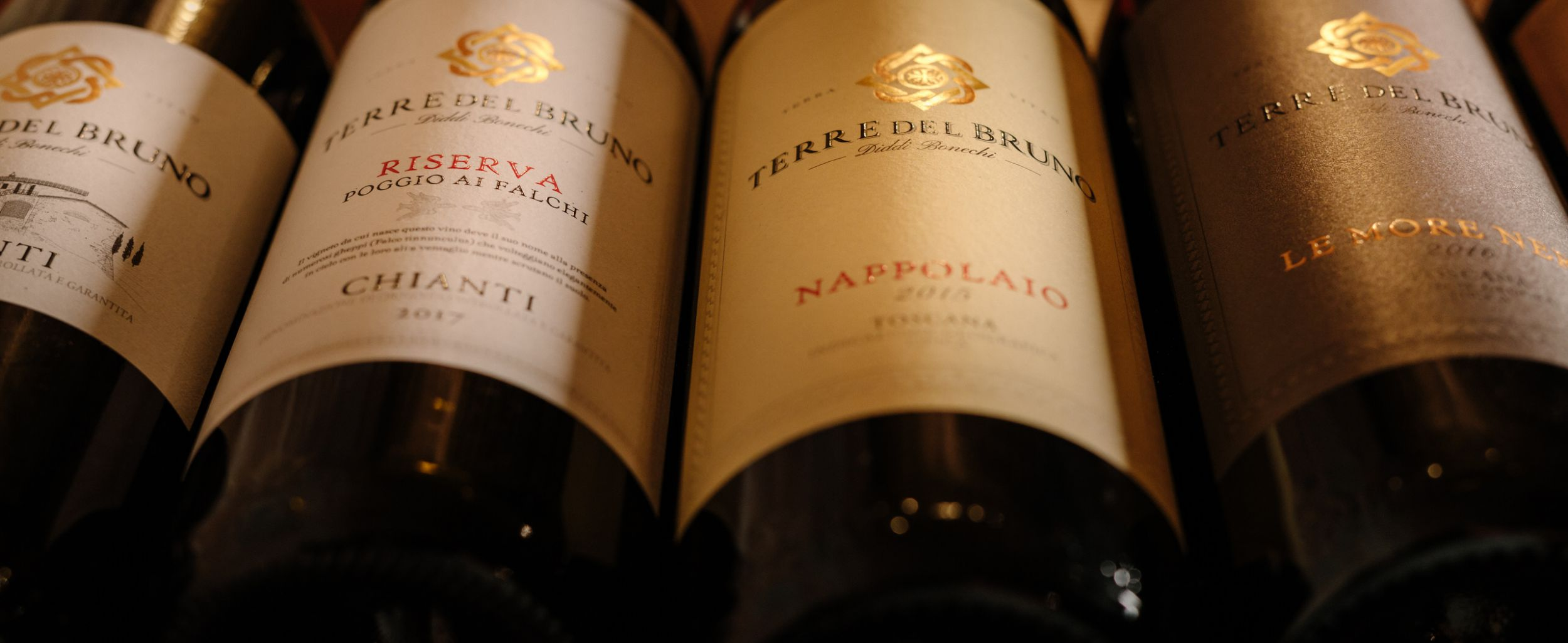 Terre del Bruno Wines